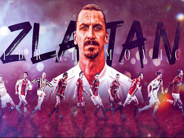 Tiểu sử Zlatan Ibrahimovic – Thông tin sự nghiệp cầu thủ của Ibrahimovic