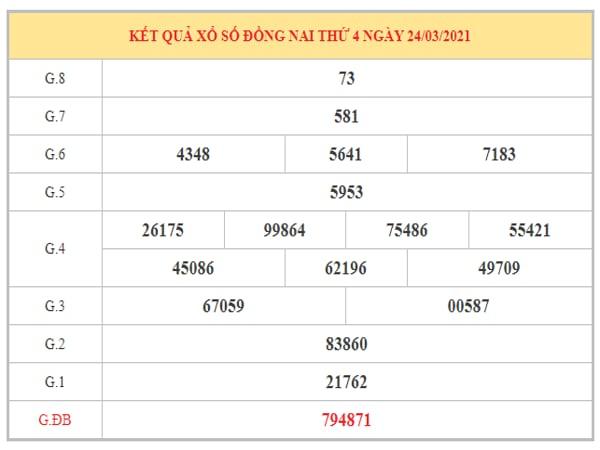 Dự đoán XSDN ngày 30/3/2021 dựa trên kết quả kì trước