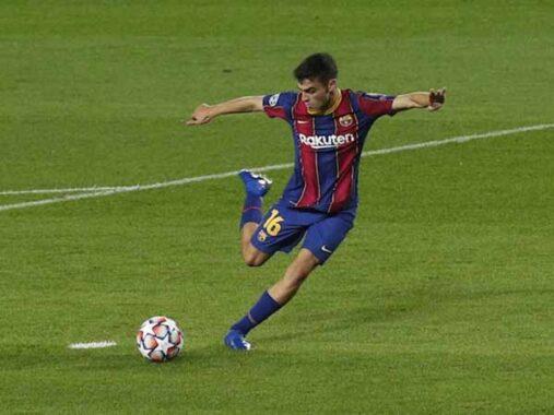 Tin BĐQT sáng 14/4 : Liverpool nhắm sao trẻ Barca