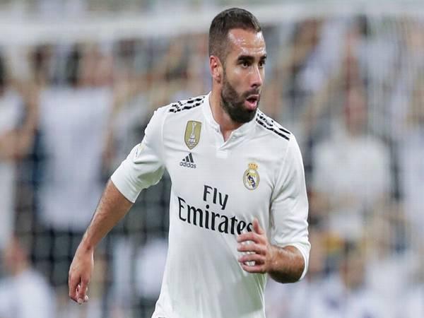 Dani Carvajal - Hậu vệ câu lạc bộ bóng đá Real Madrid
