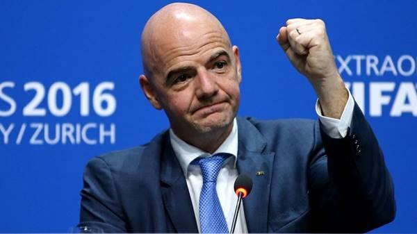 Chủ tịch FIFA khẳng định không chấp thuận giải Super League