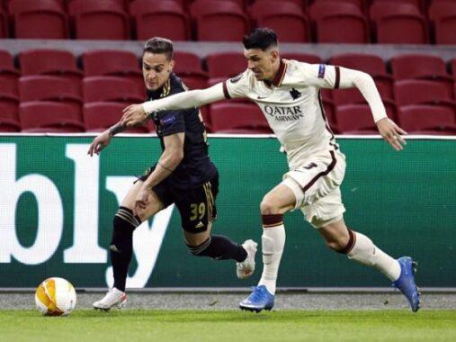 Nhận định tỷ lệ AS Roma vs Ajax, 02h00 ngày 16/4 – Europa League