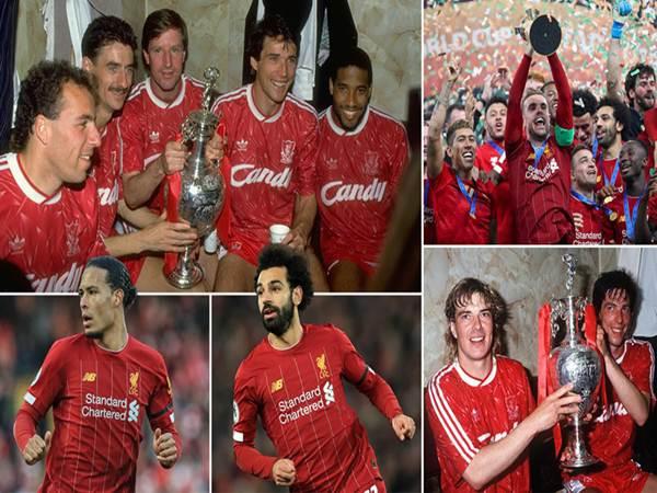 Đội bóng Liverpool vô địch Ngoại Hạng Anh bao nhiêu lần?