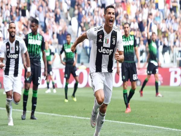 Nhận định bóng đá Sassuolo vs Juventus (1h45 ngày 13/5)