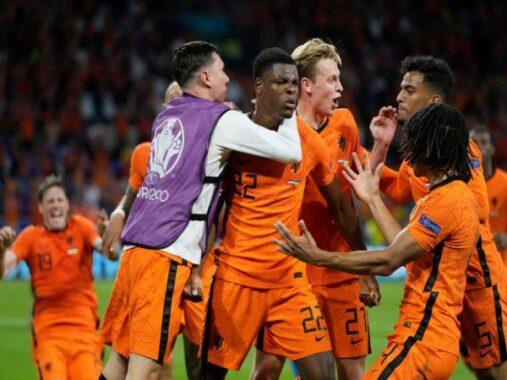 Bóng đá quốc tế 18/6: Đội tuyển Hà Lan cán mốc bất bại đáng nể