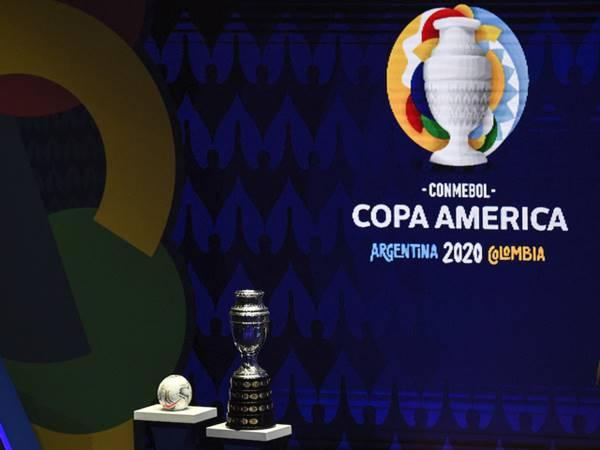 Tin bóng đá 1/6: Brazil sẽ đăng cai Copa America 2021