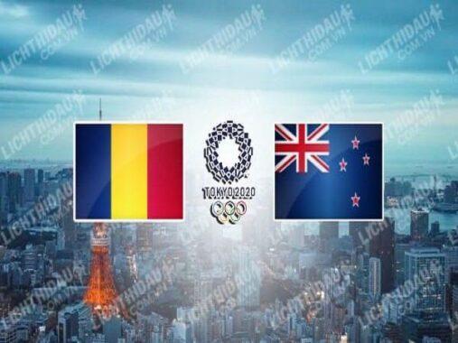 Nhận định U23 Romania vs U23 New Zealand – 15h30 28/07/2021, Olympic 2020