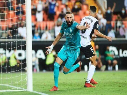 Bóng đá TBN 20/9: Real dẫn đầu BXH sau khi đánh bại Valencia