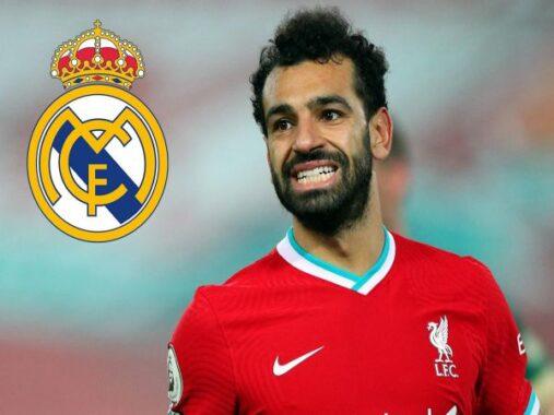Bóng đá quốc tế trưa 19/10: Real Madrid từ chối cơ hội mua Salah