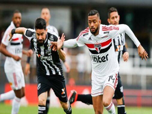 Nhận định bóng đá Sao Paulo vs Ceara (5h00 ngày 15/10)